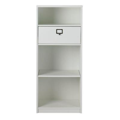 Solutions Picket Fence 21 in. W 3-Shelf Open Bookcase Product Photo