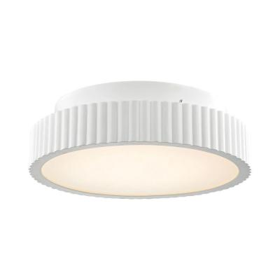 Digby 1-Light Matte White Flush Mount Product Photo