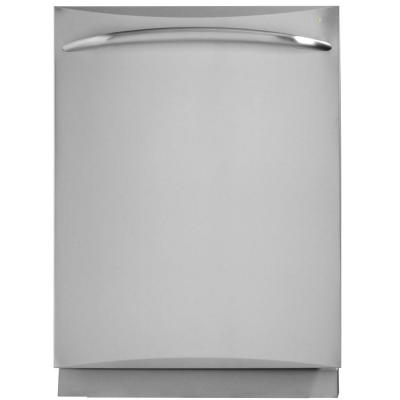 Profile Top Control Dishwasher in Stainless Steel with Stainless Steel Tub