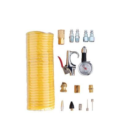 Freeman 1/4 in. x 1/4 in. Industrial Hose Accessory Pack