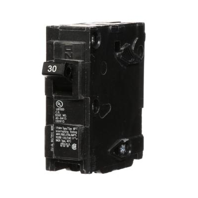 30 Amp Single-Pole Type MP Circuit Breaker Product Photo