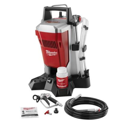 Airless Paint Sprayer Reviews Compare Prices Milwaukee Airless Paint Sprayer M4910 10