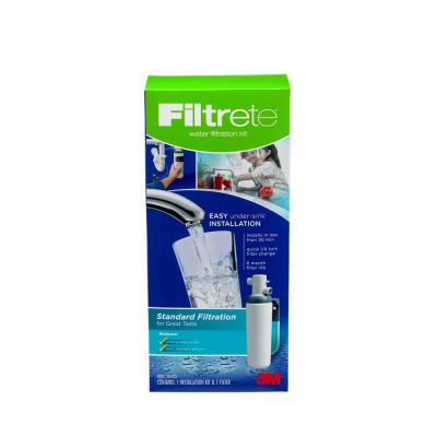 Filtrete Drinking Water System-Standard Filtration