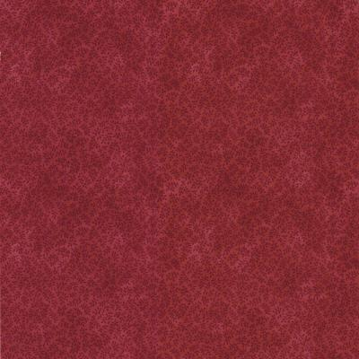 10 in. x 8 in. Red Leaf Texture Wallpaper Sample