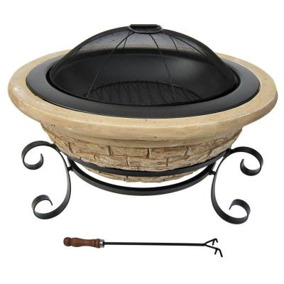Fireside Escapes Magnesia Old Frontier Fire Pit