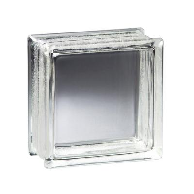 Pittsburgh Corning Vue 8 in. x 8 in. x 4 in. Glass Block (8-Pack)