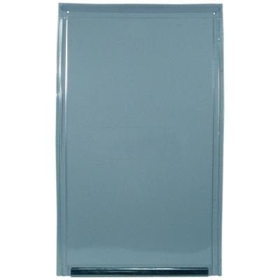 Ideal Pet 7 in. x 11.25 in. Medium Replacement Flap For Aluminum Frame Old Style Does Not Have Rivets On Bottom Bar