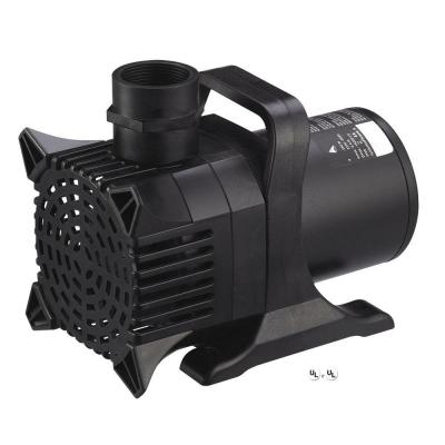 Maxflo 12,000 - 3,200 GPH Pond and Waterfall Pump for Water