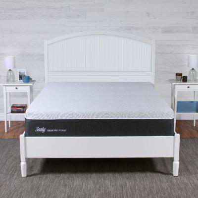 12 in. Memory Foam Mattress - Medium Plush