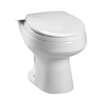 Carusoe Round Toilet Bowl Only in Cotton