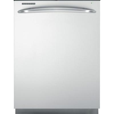 Top Control Dishwasher in Stainless Steel