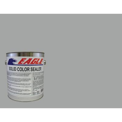 Eagle 1 gal. Gull Gray Solid Color Solvent Based Concrete Sealer