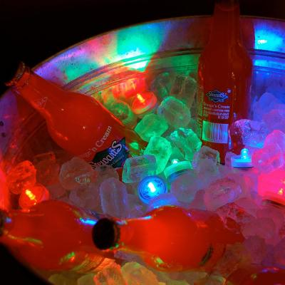 Lumabase Color Changing Submersible LED Lights (Box of 12)