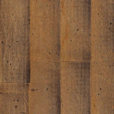 Cliffton Maple Santa Fe 3/8 in. Thick x 3 in. Wide