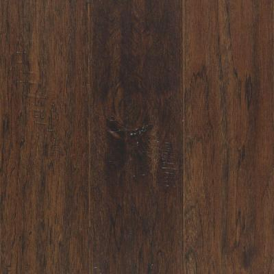Steadman Mocha Hickory 3/8 in. Thick x 5 in. Wide x Random Length Engineered Hardwood Flooring (28.25 sq. ft. / case) Product Photo
