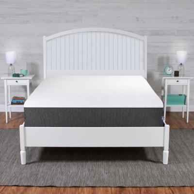 10 in. Spring & Memory Foam Hybrid Mattress - Medium