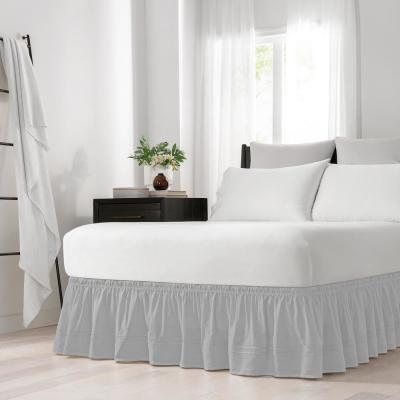 Baratta Solid Bed Skirt