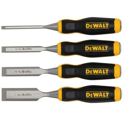 DEWALT Wood Chisel Set (4-Piece)