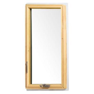 24.125 in. x 48 in. 400 Series Casement Wood Window - White Product Photo