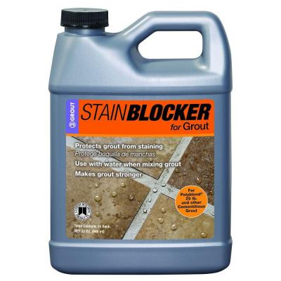 Custom Building Products StainBlocker 32 oz. Additive for Grout
