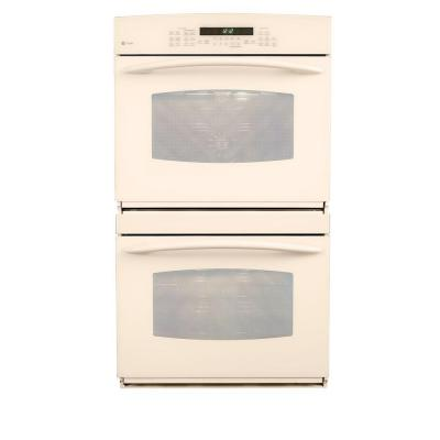Profile 30 in. Double Electric Wall Oven Self-Cleaning with Convection (Upper