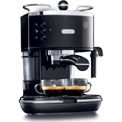15-Bar Pump Driven Espresso or Cappuccino Maker