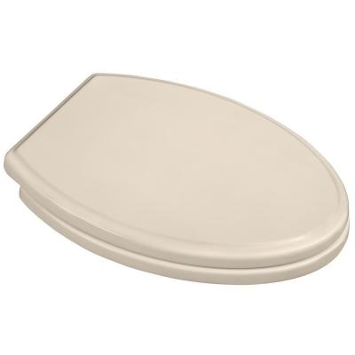 Porcher Elongated Closed Front Toilet Seat With Standard
