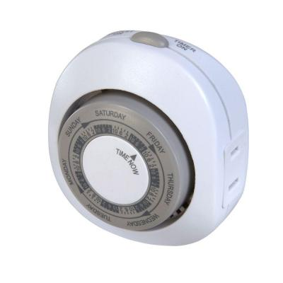 Westek 15-Amp Random Security Timer