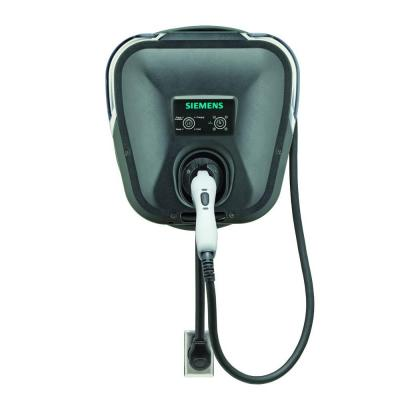 Siemens Versicharge 30 Amp Nema-4 Indoor/Outdoor Electric Vehicle Charger - Bottom Fed-DISCONTINUED