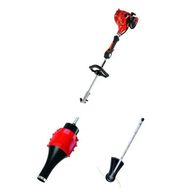 PAS 17 in. 21.2 cc Gas Trimmer with Blower Attachment