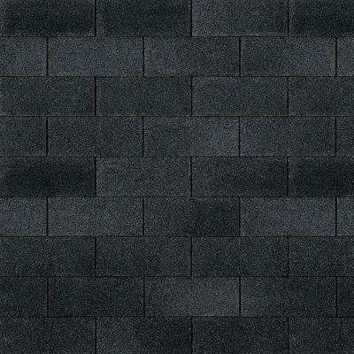 Supreme Onyx Black 3-Tab Shingles ( 33.3 sq. ft. per Bundle) Product Photo