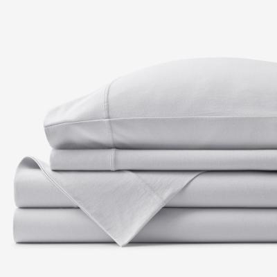 Company Cotton Solid Jersey Knit Sheet Set