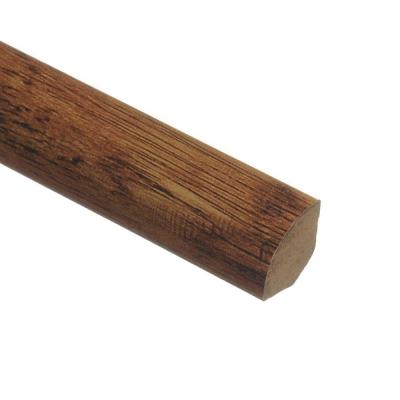 Old Mill Hickory 5/8 in. Thick x 3/4 in. Wide x 94 in. Length Laminate Quarter Round Molding Product Photo
