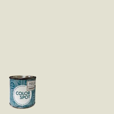 YOLO Colorhouse 8 oz. Bisque .03 ColorSpot Eggshell Interior Paint Sample-DISCONTINUED