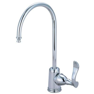 French Single-Handle Replacement Drinking Water Filtration Faucet in Chrome for