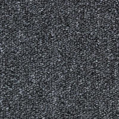 Bottom Line 20 - Color Charcoal 12 ft. Carpet Product Photo