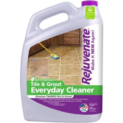 128 oz. Bio-Enzymatic Tile and Grout Cleaner Product Photo