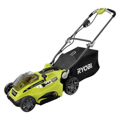 16 in. ONE+ 18-Volt Lithium-ion Hybrid Cordless or Corded Lawn Mower
