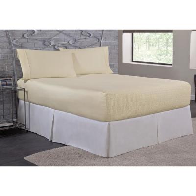 Bed Tite Solid 200-Thread Count Microfiber Sheet Set