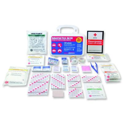 Ready America 122-Piece Industrial First Aid Kit