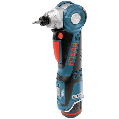 Bosch 12 Volt Lithium-Ion Cordless Variable Speed I-Driver Kit with 2.0Ah Battery