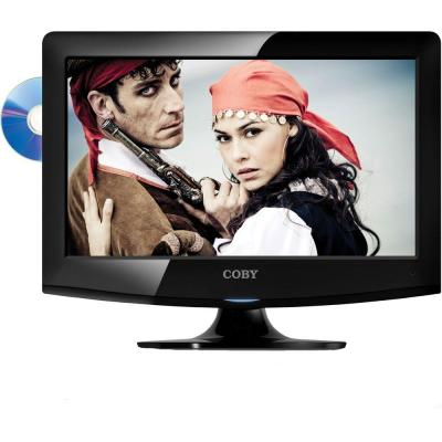 Coby 15 in. Class LED 720p 60Hz HDTV with Built-in DVD Player-DISCONTINUED