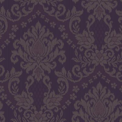 The Wallpaper Company 56 sq. ft. Bedazzled Red/Purple Wallpaper-DISCONTINUED