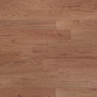 Scraped Oak Flint 3/4 in. Thick x 4 in. Wide x Random Length Solid Hardwood Flooring (21 sq. ft. / case) Product Photo