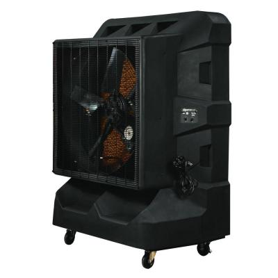 8000 CFM 1-Speed Portable Evaporative Cooler for 2100 sq. ft.