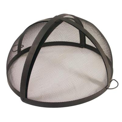 Catalina Creations 40 in. Fire Pit Folding Spark Screen
