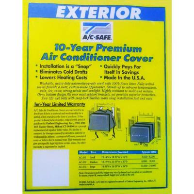 AC-Safe Air Conditioner Small Exterior...