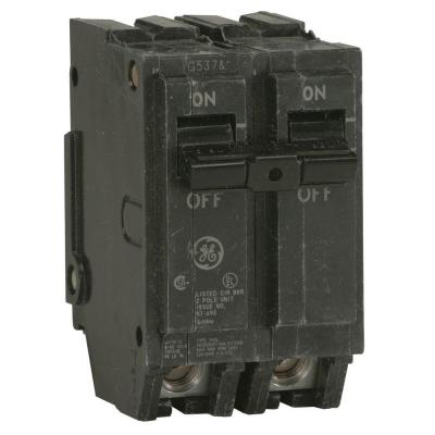 GE 70 Amp 2 in. Double-Pole Circuit Breaker
