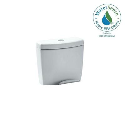 Toto Aquia 1.6 GPF Dual Flush Toilet Tank Only in Cotton