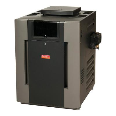 Digital Natural Gas Pool and Spa Heater Low NOx